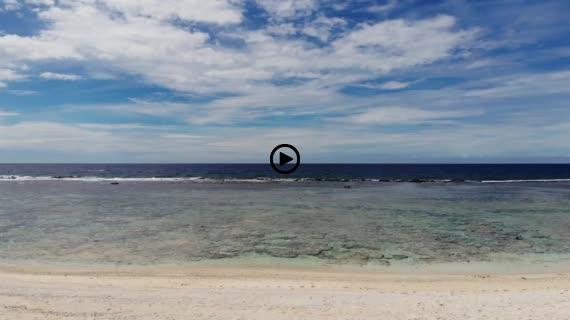 グアム海 1 coco palm garden beach